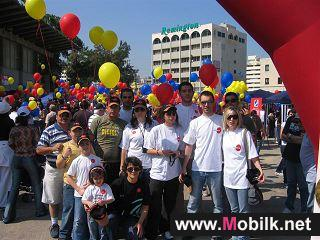 Mobilk - For the third consecutive year,mtc touch supports Al Younbouh