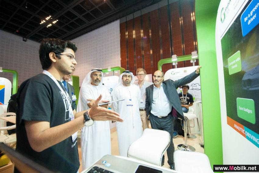 UAE Ministry of Presidential Affairs and Google Judge Projects of Student Lab Finalists at GITEX Technology Week 2015