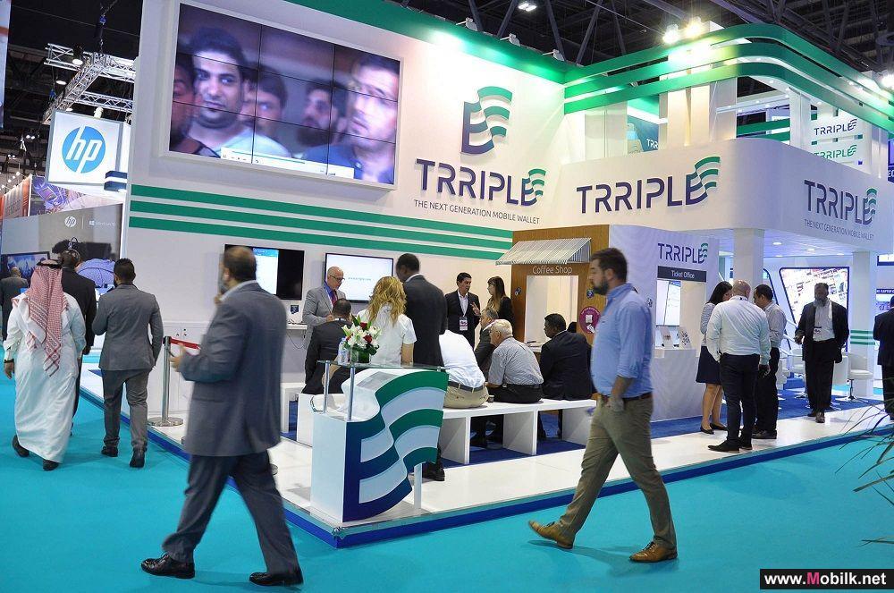 تريبل تطلق أول محفظة رقمية جوالة للتحويلات الفورية الآمنة  حول العالم