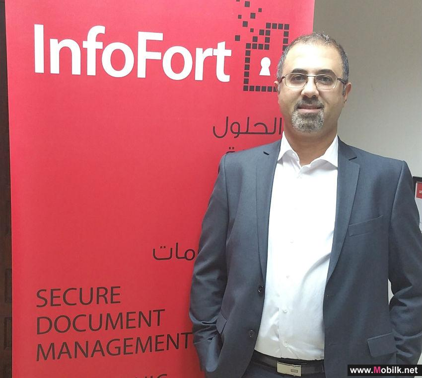 InfoFort KSA turns to Kodak Alaris for high performance production scanners backed by local Saudi service and support