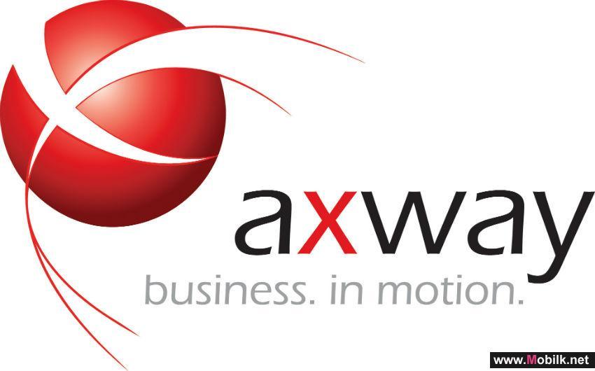 شركة أكسواي تختتم مشاركتها بنجاح في جيتكس 2015