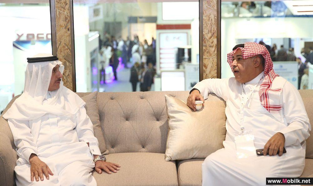 السفير البشر : نفخر بشبابنا السعودي وشركاتنا المشاركة بجيتكس دبي