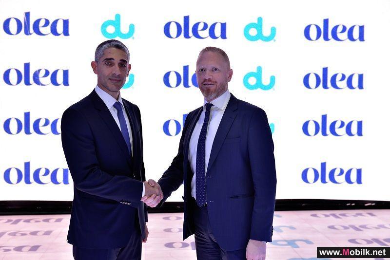 دو وOLEA تستعرضان حلولاً متطورة في مجال الصحة الإلكترونية في معرض جيتكس للتقنية 2018