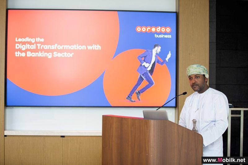 Ooredoo Helps to Enable Digitalisaion of Banking Industry