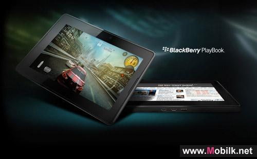 BlackBerry PlayBook Available in the U.S. and Canada