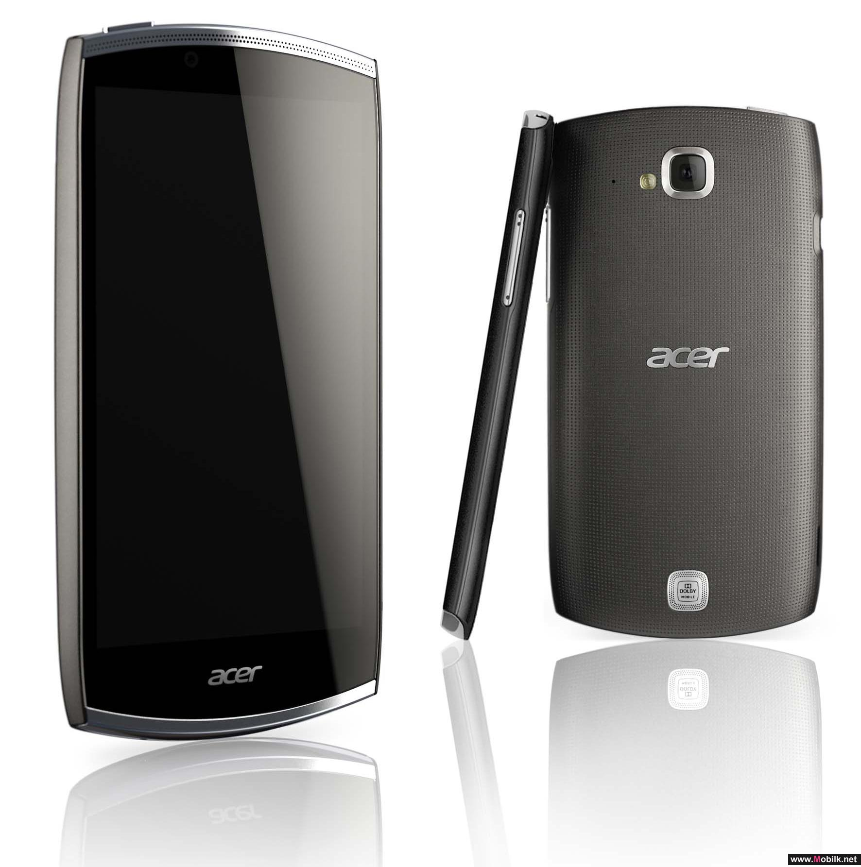 Acer Flagship Smartphone Wins iF Product Design Award