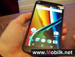 لينوفو تعلن رسميا عن هاتفيها Moto G4 Plus و Moto G4
