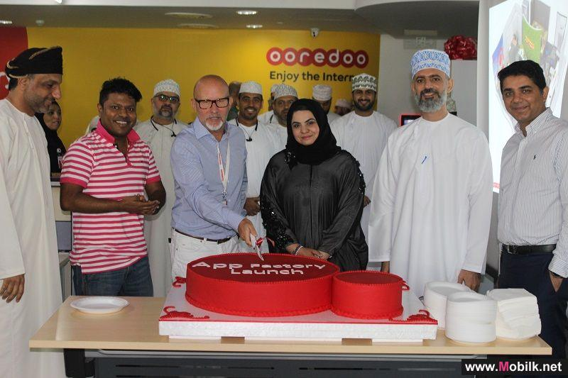 Ooredoo sets up 'App Factory' as a leader in Digital Transformation