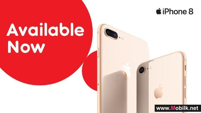 Ooredoo Unveils New iPhone Models in Oman