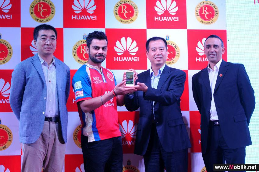 UAE Play Host to Huawei Royal Challengers Bangalore Team Matches for Indian Premier League 2014