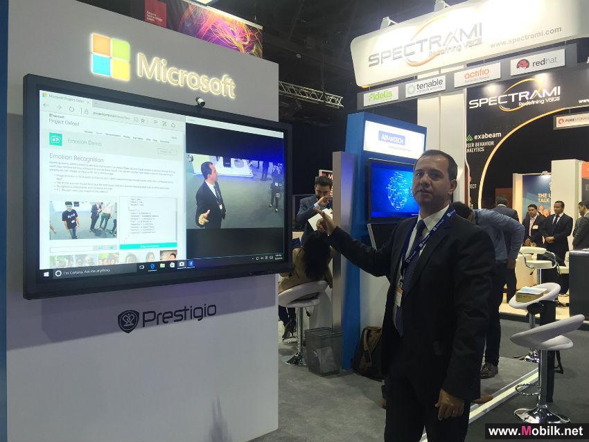 مايكروسوفت تحقق طفرة في عالم ادوات الحوسبة السحابية خلال معرض البيانات الكبيرة في دبي