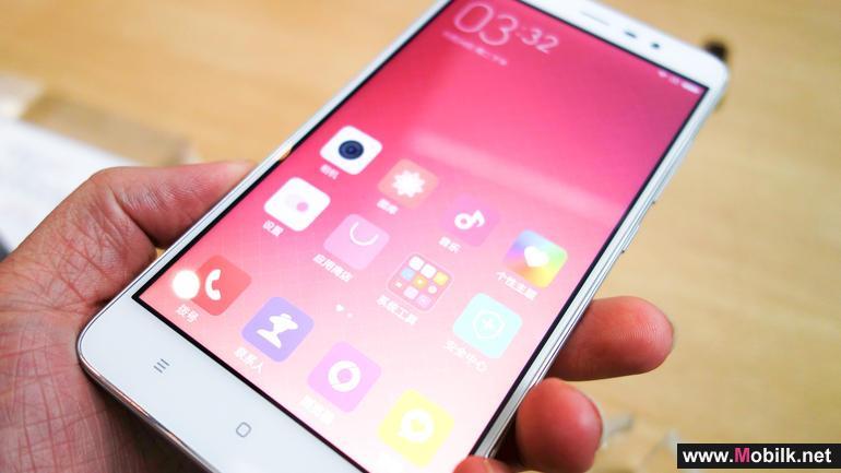 شاومي تعلن عن هاتفها Redmi Note 3
