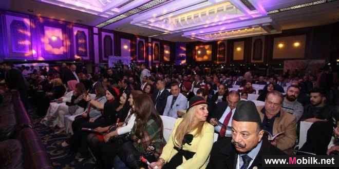 زين العراق تشارك برعاية المهرجان السنوي العاشر للابداع العربي