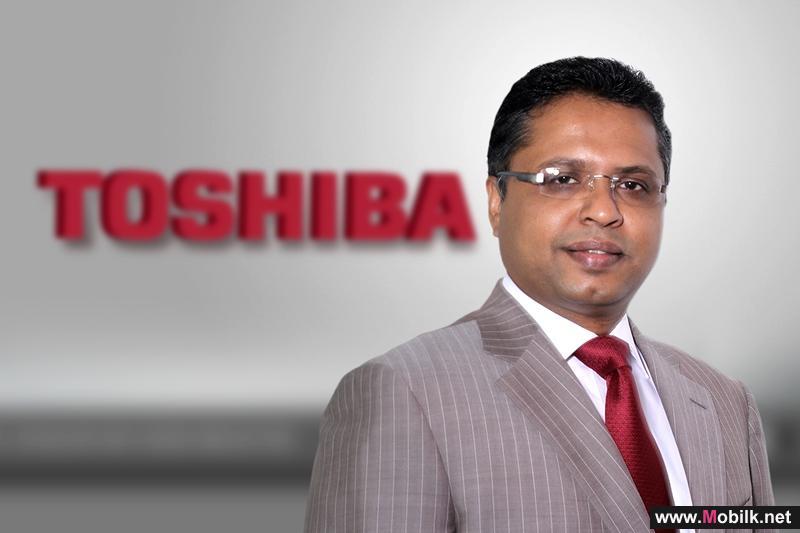 توشيبا مرة أخرى تحتل مركز الصدارة كعلامة تجارية رائدة لأجهزة الكمبيوتر في المملكة العربية السعودية