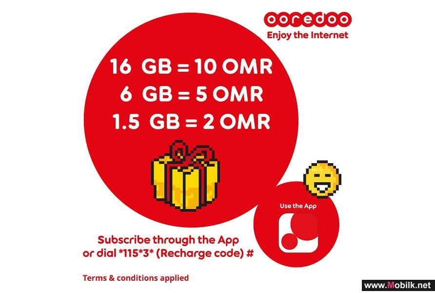 Unlock More Data than Ever Before with Ooredoo's Awesome More Internet Offer