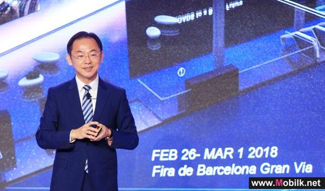 At MWC in Barcelona, Huawei will go Beyond Traditional Boundaries to Enable a Fully-connected, Intelligent World
