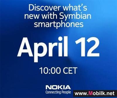 Nokia announces Symbian smartphone event for April 12