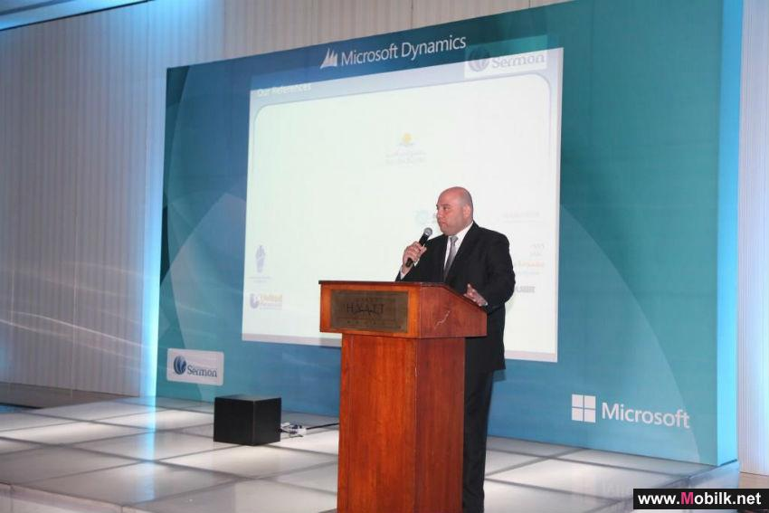 Sermon Business Solutions and Microsoft Jordan Hold 'Industry Integration of Technology' Conference for Top Executives