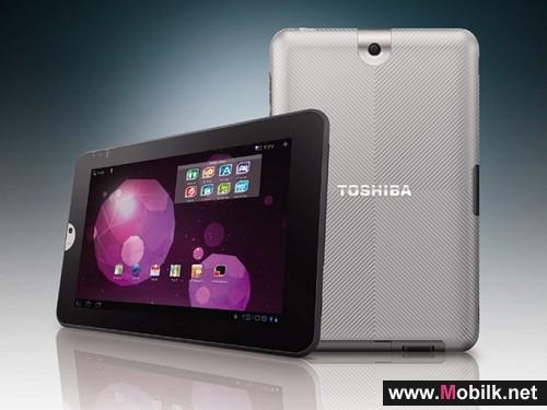 توشيبا تطلق جهازها اللوحي الأول Thrive خلال يوليو المقبل