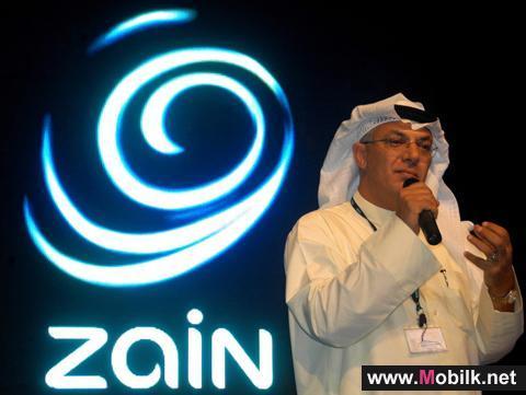 أرباح زين الكويتية خلال الربع الأول تصل الى 69.9 مليون دينار