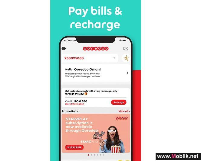 Ooredoo's Mobile App is the Gift that Keeps on Giving with Easier than Ever Recharges and So Much More
