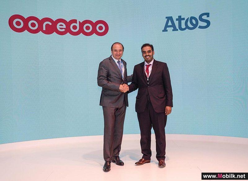 شراكة بين Ooredoo وAtos لتعزيز التحويل الرقمي في قطر
