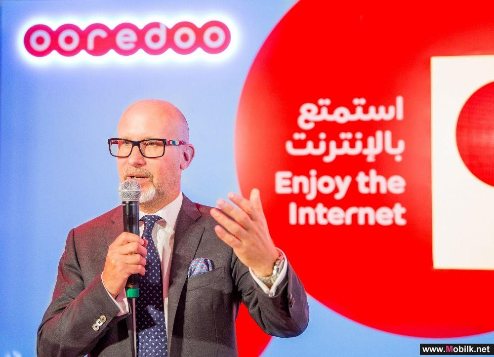 Enjoy the Internet with Ooredoo
