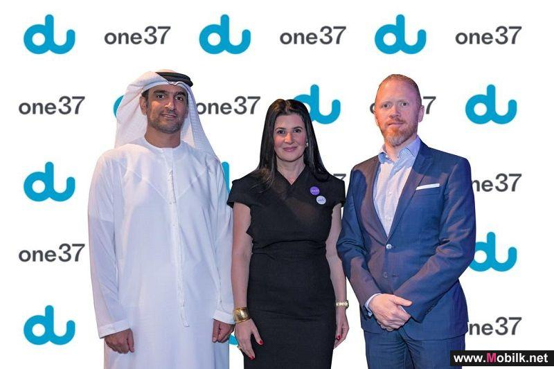 du & one37 together create the City of the Future Experience powered by the Blockchain Technology at Future Blockchain Summit 2019