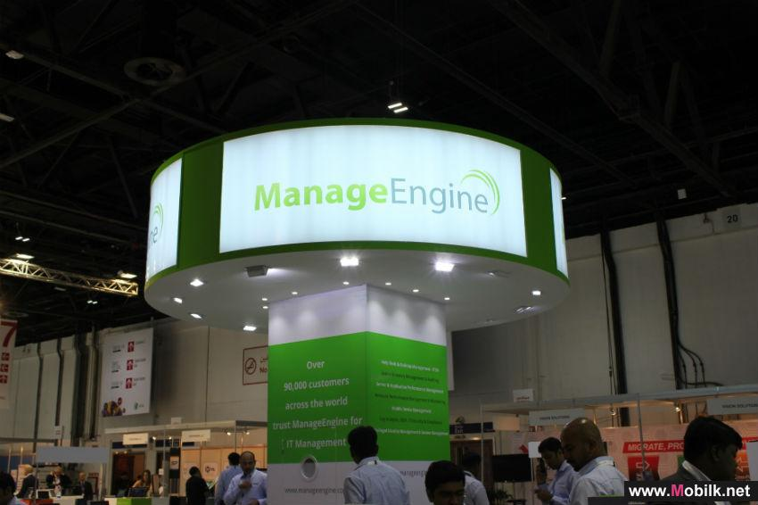 ManageEngine to showcase its Out-Of-The-Box reporting capability for PCI DSS 3.0 at GITEX 2014, Dubai