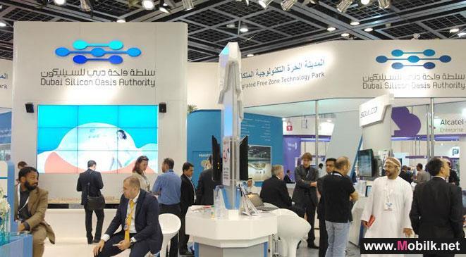 500 شركة سعودية تشارك في أسبوع جيتكس 2014