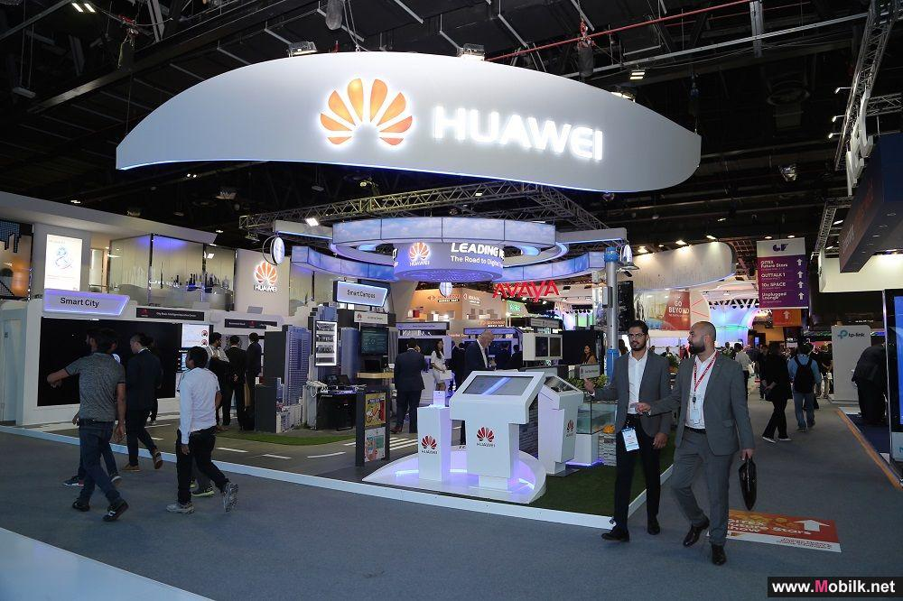 Huawei forges new alliances, launches new strategy and solutions to drive the Middle East's digital transformation