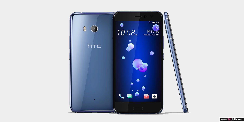 «إتش تي سي» تكشف عن هاتف مزود بميزة الضغط التفاعلي الثورية
