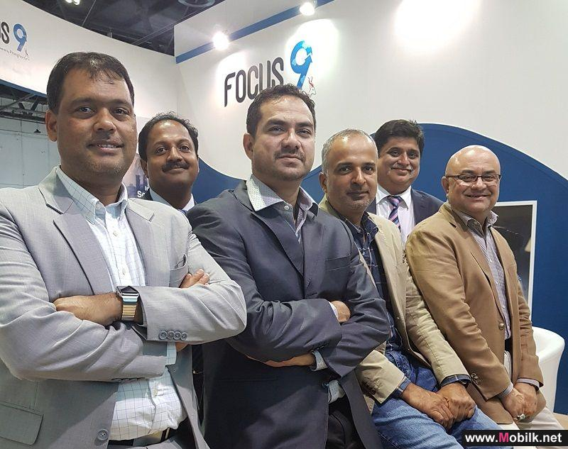 Focus Softnet Unveils Focus 9 at GITEX Technology Week 2018