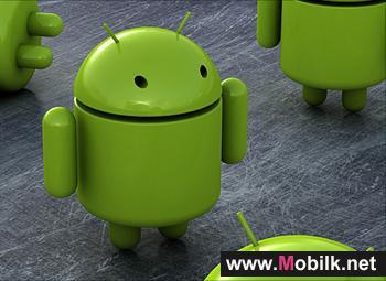 Android sales quadruple in 2010
