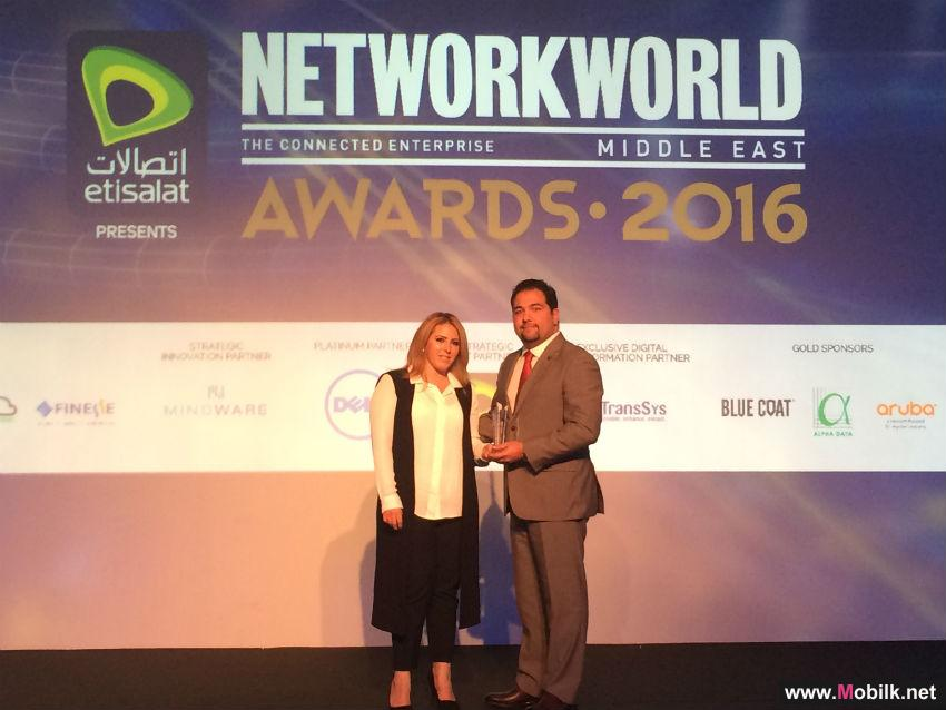 Riverbed Named 'Network Optimization Vendor of the Year' at Network World Middle East Awards 2016