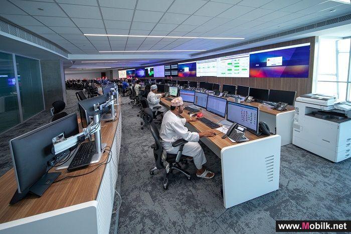 إريكسون تتعاون مع عمانتل عبر إطلاق مركز العمليات التشغيلية لتعزيز خدمات الاتصال عبر الشبكة