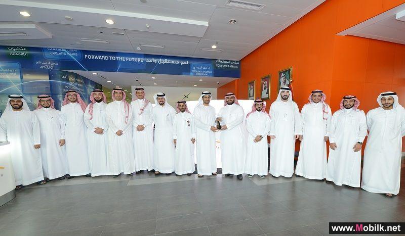 الهيئة العامة لتنظيم قطاع الاتصالات تستضيف الاجتماع التنسيقي بين الإمارات والسعودية في مجال الاتصالات وتقنية المعلومات