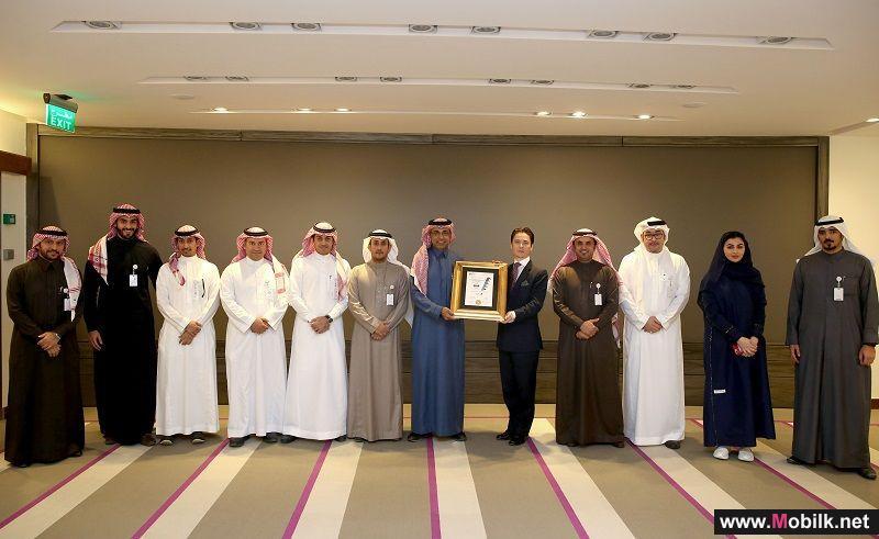 STCتحصل على شهادة تصنيف دولية في التميز المتكامل لإدارة الأداء  التي يمنحها المعهد الدولي لمؤشرات الأداء