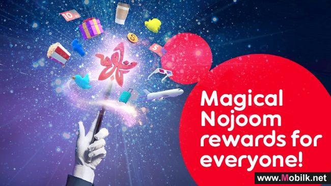 Ooredoo's Nojoom Loyalty Programme Delivers Exclusive Rewards to Over 2 Million Subscribers
