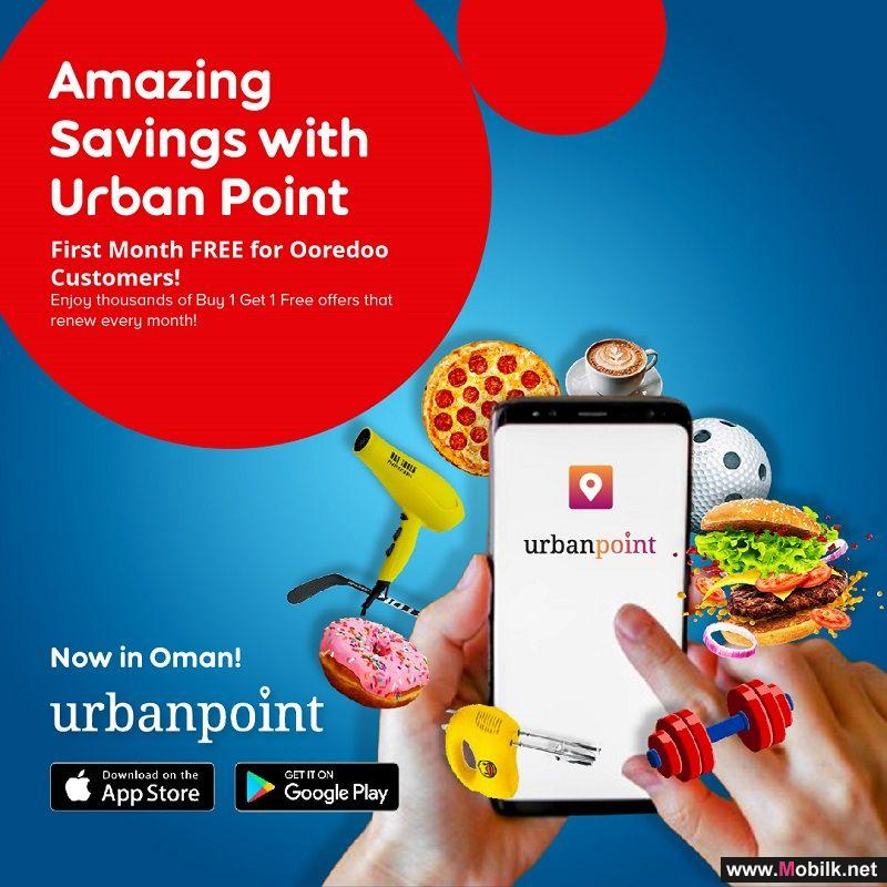 Save More, Enjoy More with Exclusive Offers and Discounts from Urban Point and Ooredoo