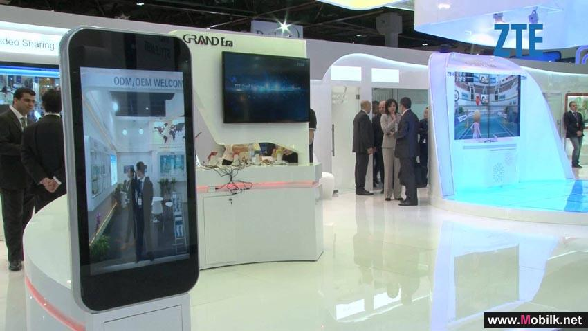 ZTE تفتح 23 متجرا جديدا فى الصين واوروبا لمنافسة عمالقة التكنولوجيا