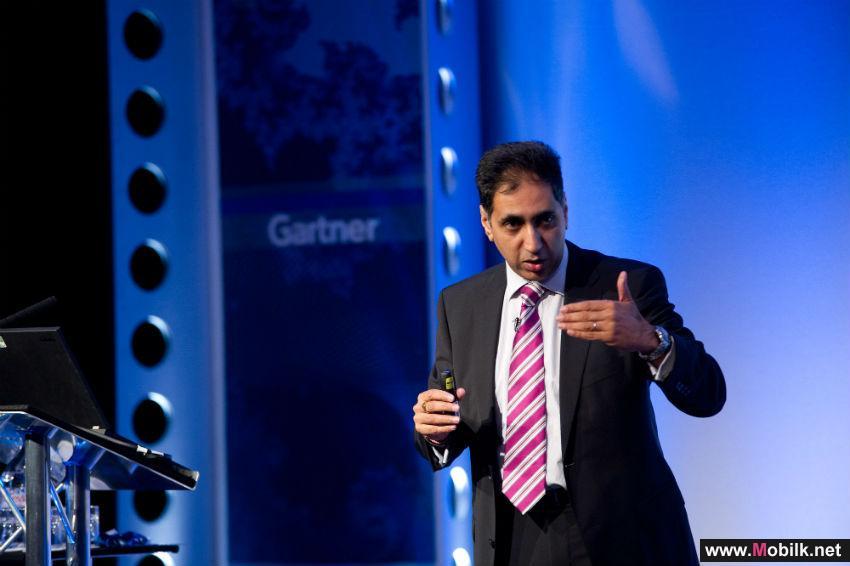 جارتنر تناقش موضوع ازدهار أعمال الشركات في الشرق الأوسط في العصر الرقمي  خلال مشاركتها ضمن فعاليات معرض جيتكس 2014