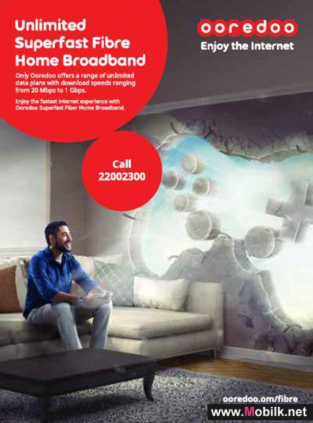 Ooredoo's Superfast Fibre Coverage Continues to Extend in Muscat