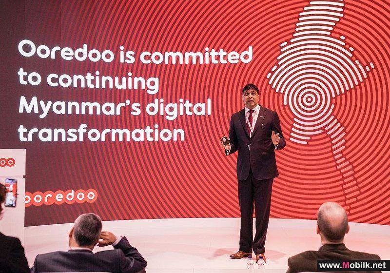 Ooredoo تدعم الدمج الرقمي للملايين من الأفراد في ميانمار والمالديف