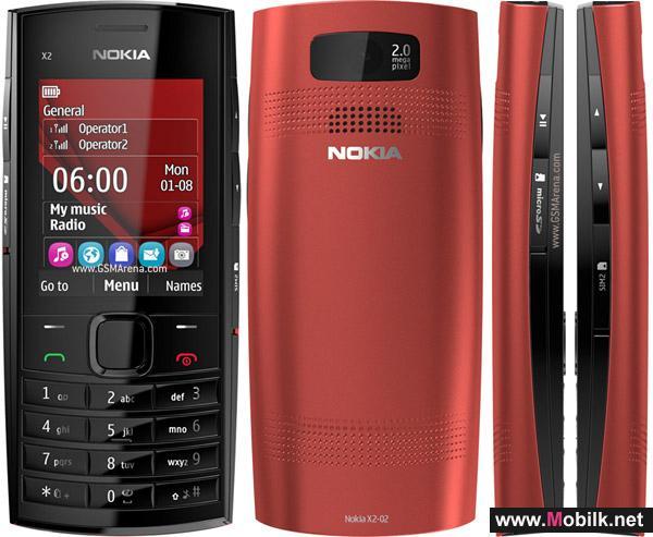 CGC introduces Nokia X2-02 with Dual SIM in Qatar