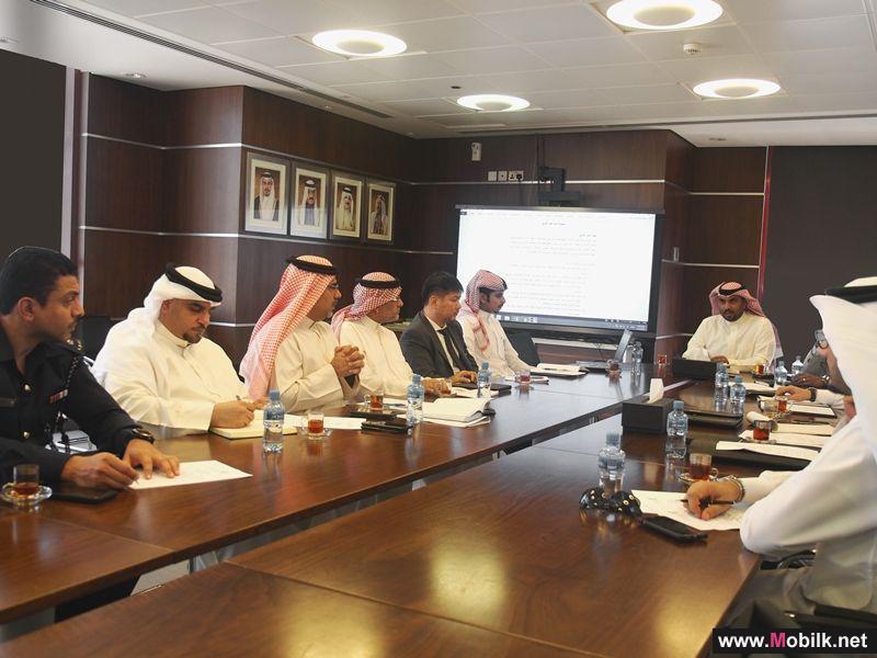 هيئة تنظيم الاتصالات تعقد الاجتماع الأول لفريق العمل المعني بترددات الجيل الخامس (5G)