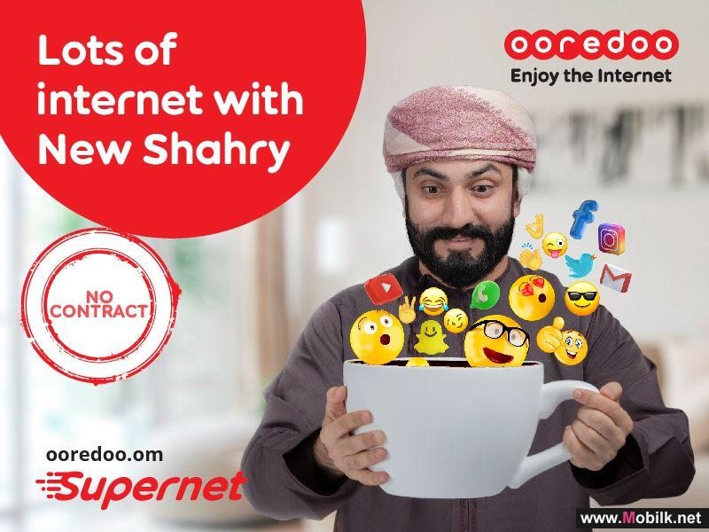 Customers Enjoy Innovative All Digital No-Contract Postpaid Plans from Ooredoo