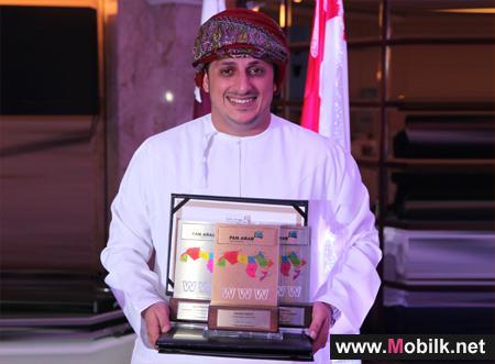 النورس تفوز بثلاث جوائز في حفل جوائز المواقع العربية السابع بلبنان