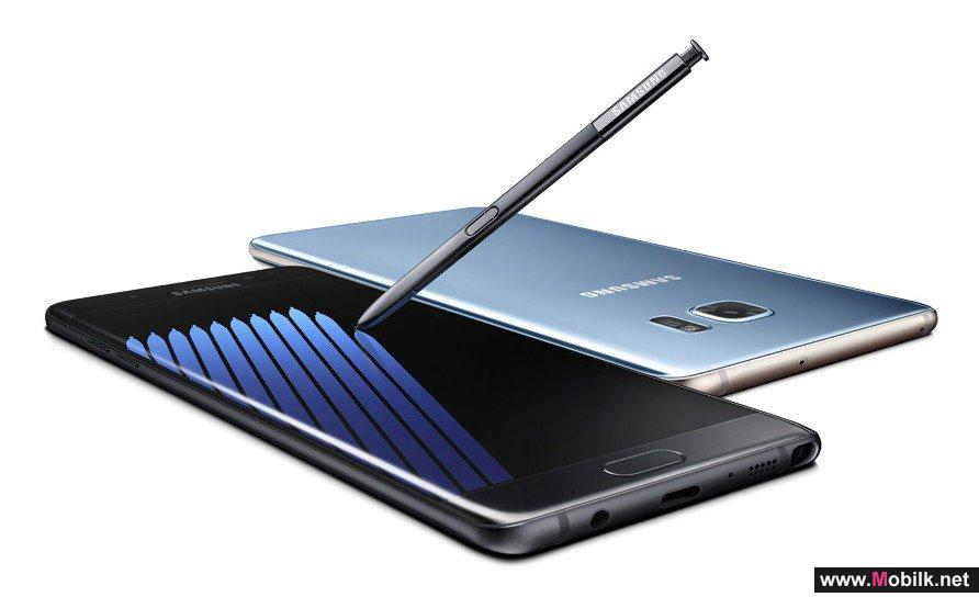 KSA Customers Advised to Pre-book Samsung Galaxy Note 7 ahead of Anticipated Release