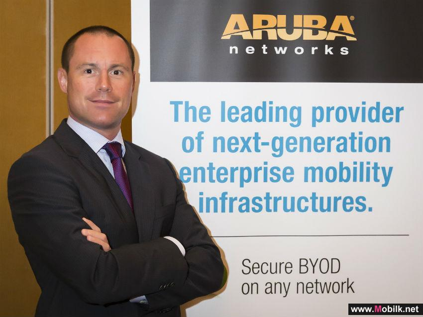 Aruba Launches AP-103H Access Point in the Middle East Providing Cost-Effective Dual-Band Wi-Fi Coverage for the Hospitality Industry